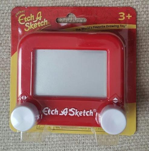 Spin Master Pocket Etch A Sketch