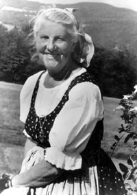 "The Real Maria from ""The Sound of Music"" and why I love her so!"