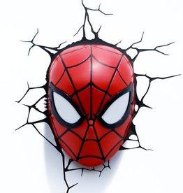 Blue Sky Wireless Deco Light/ Spider Man