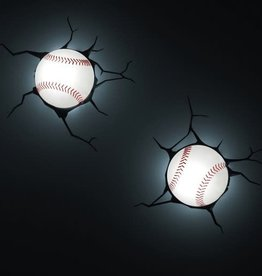 Blue Sky Wireless Deco Light/ Baseball