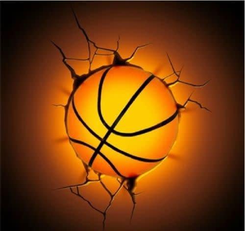 Deco Light/ Basketball