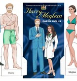 Dover Publications Paper Dolls / Harry and Meghan