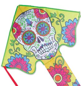 Premier Kites Lg. Easy Flyer Kite/ Sugar Skull