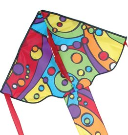 Premier Kites Reg. Easy Flyer Kite/ Rainbow Orbit