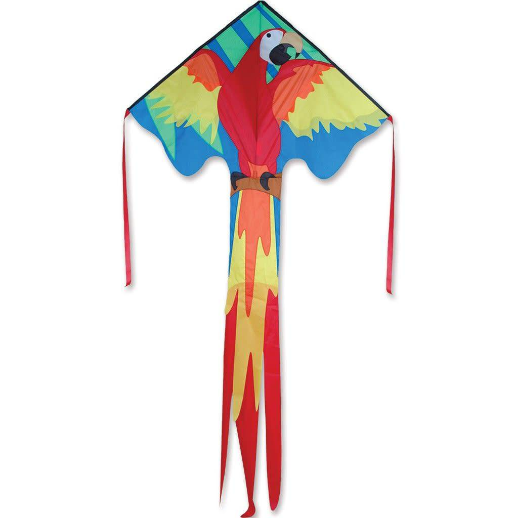 Premier Kites Lg. Easy Flyer Kite/ Macaw