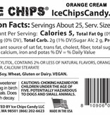 Ice Chips Candy LLC Ice Chips Xylitol Candy/ Chocolate Brownie