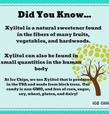 Ice Chips Candy LLC Ice Chips Xylitol Candy/ Ginger