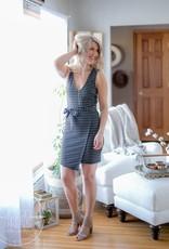 Toni Striped Dress