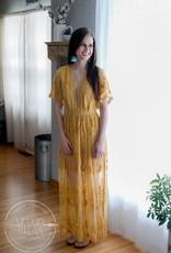 Chloe Yellow Dress