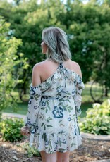 Call Me Maybe Light Taupe Dress