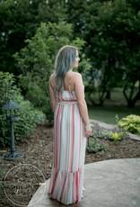 Luciana Cloud White Dress