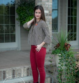 THML Embroidered Blouse