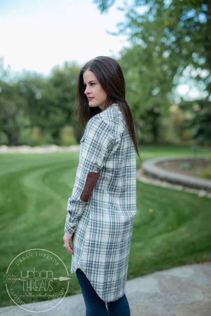 KAVU Jurnee Plaid Dress