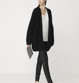 BY MALENE BIRGER The Ribbed-Knit Cardi