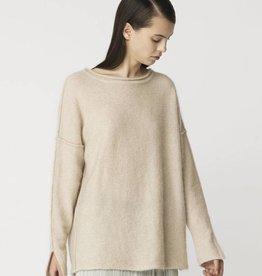 BY MALENE BIRGER The Drop-Shoulder Knit