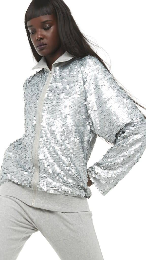 NORMA KAMALI The Sequined Bomber