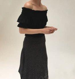 NORMA KAMALI The Squiggle Skirt