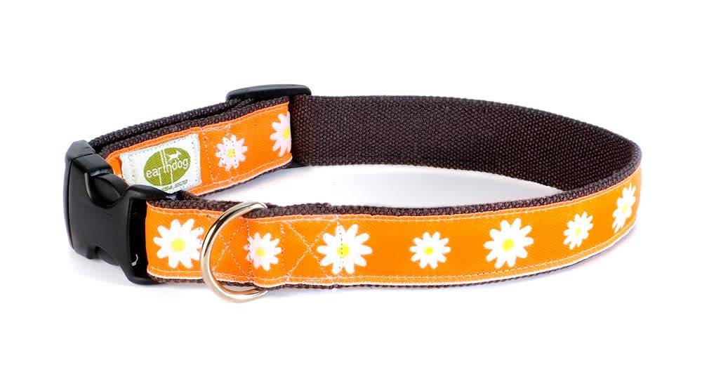 EARTH DOG EARTH DOG ASTRID HEMP ADJUSTABLE COLLAR