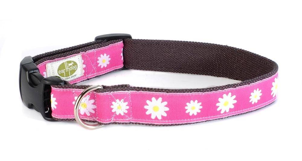 EARTH DOG EARTH DOG ASTRID II HEMP ADJUSTABLE COLLAR