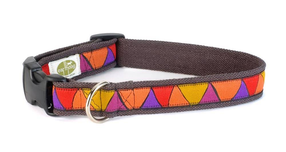 EARTH DOG EARTH DOG MURRAY HEMP ADJUSTABLE COLLAR