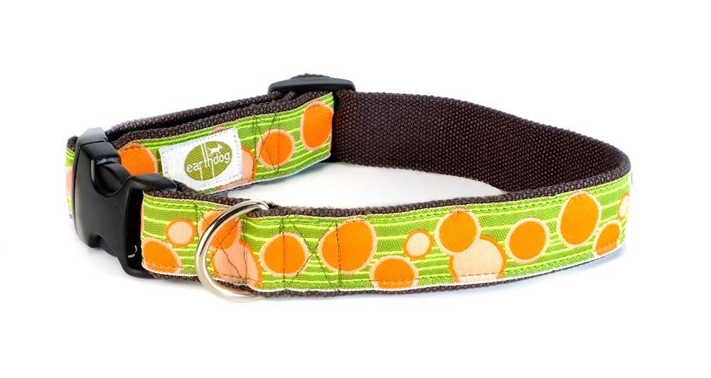 EARTH DOG EARTH DOG ZANDER HEMP ADJUSTABLE COLLAR