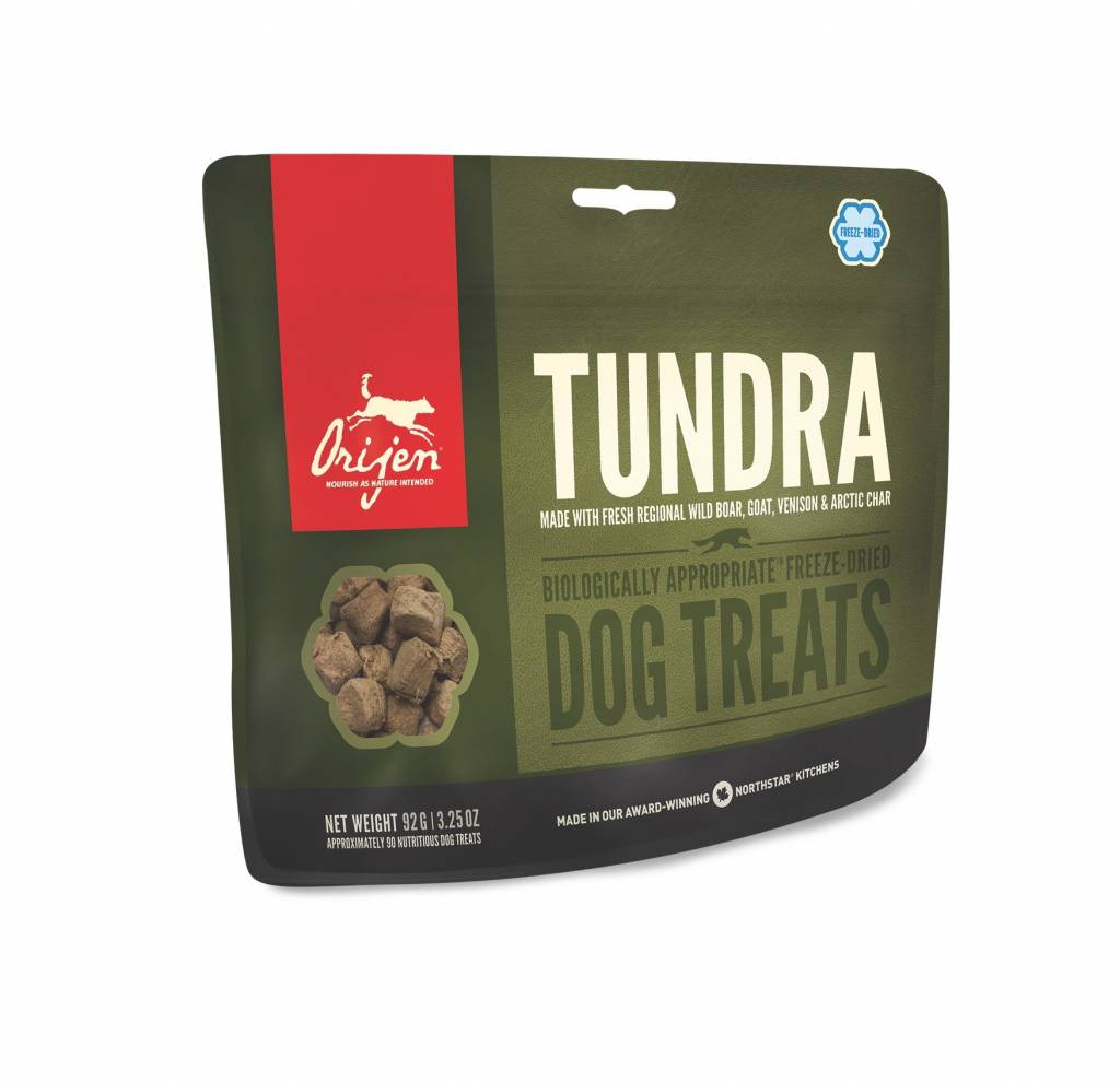 ORIJEN ORIJEN TUNDRA FREEZE DRIED TREATS