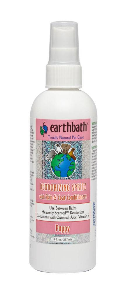 EARTHBATH EARTHBATH DEODORIZING SPRITZ PUPPY 8oz