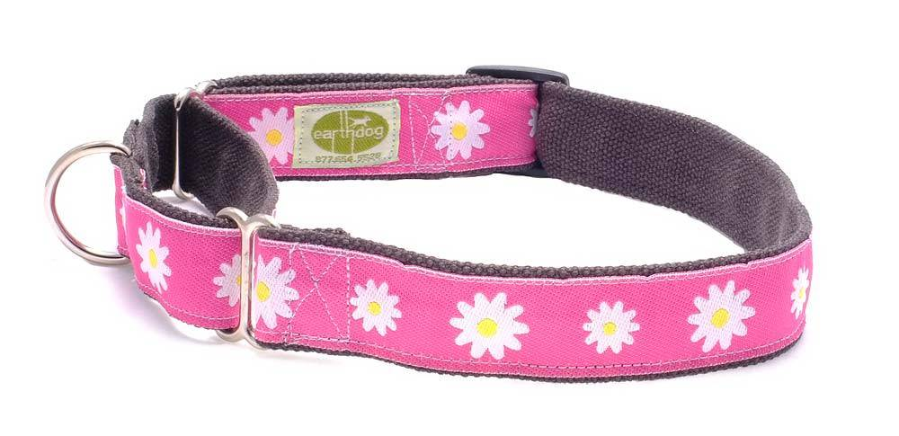 EARTH DOG EARTH DOG ASTRID II HEMP MARTINGALE COLLAR