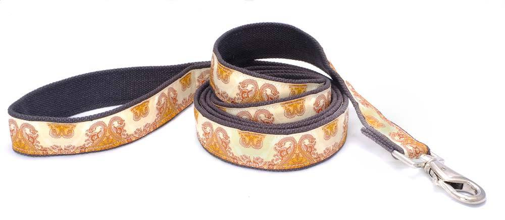 EARTH DOG EARTH DOG GARCIA HEMP LEASH 6' x 1""