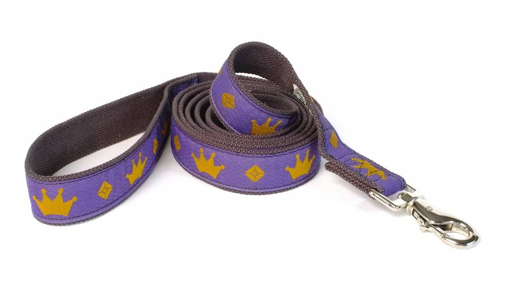EARTH DOG EARTH DOG JEWEL HEMP LEASH 6' x 1""