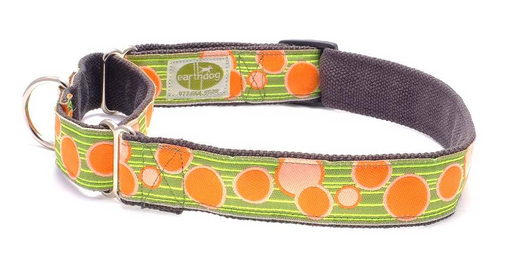 EARTH DOG EARTH DOG ZANDER HEMP MARTINGALE COLLAR