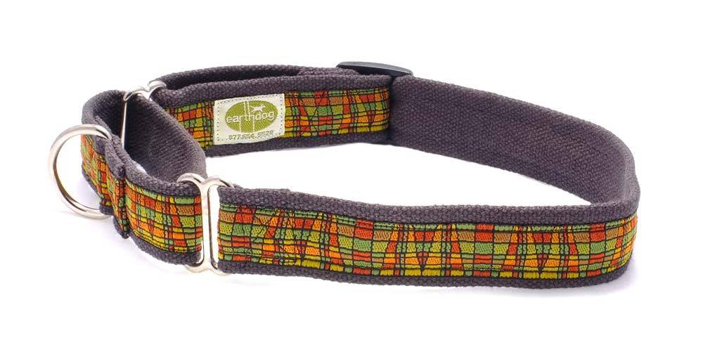 EARTH DOG EARTH DOG WILSON HEMP MARTINGALE COLLAR