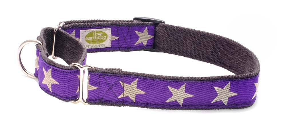 EARTH DOG EARTH DOG KODY-IV HEMP MARTINGALE COLLAR