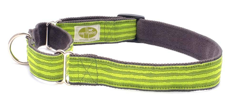 EARTH DOG EARTH DOG DIETRICH HEMP MARTINGALE COLLAR