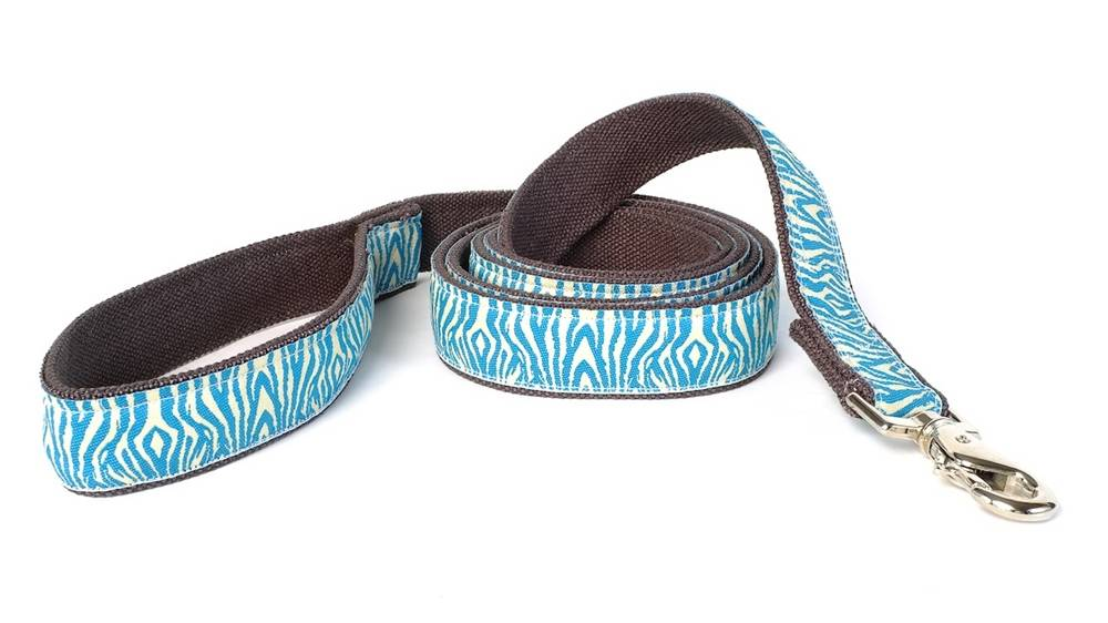 EARTH DOG EARTH DOG FLETCHER HEMP LEASH 6' x 1""