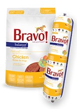 BRAVO BRAVO CHICKEN BALANCE BURGERS 3lb