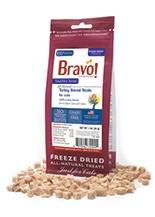 BRAVO BRAVO HEALTHY BITES TURKEY BREAST  1oz