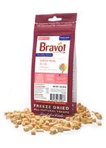 BRAVO BRAVO HEALTHY BITES SALMON  1oz