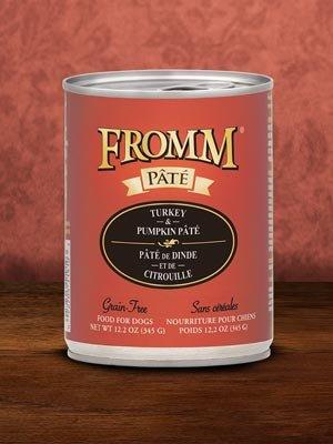 FROMM FROMM TURKEY & PUMPKIN PATE