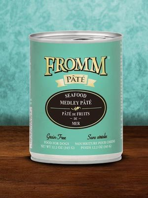 FROMM FROMM SEAFOOD MEDLEY PATE