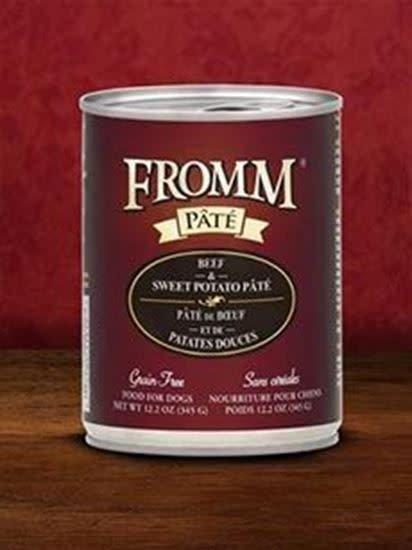 FROMM FROMM BEEF & SWEET POTATO PATE