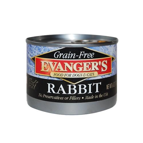 EVANGERS EVANGERS GRAIN FREE RABBIT