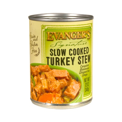 EVANGERS EVANGERS SLOW COOKED TURKEY STEW