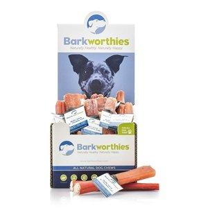 "BARKWORTHIES BARKWORTHIES BULLY DOUBLE CUT ODOR FREE 6"""