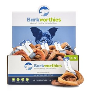 BARKWORTHIES BARKWORTHIES BULLY PRETZEL