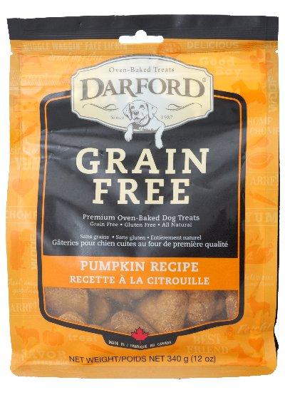 DARFORD DARFORD GRAIN FREE PUMPKIN 12oz