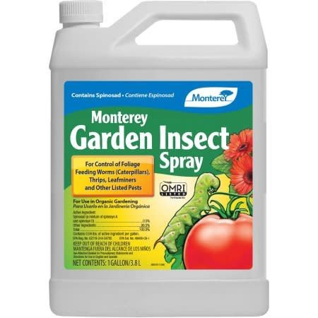 Garden Spray w/ Spinosad 1 Gallon