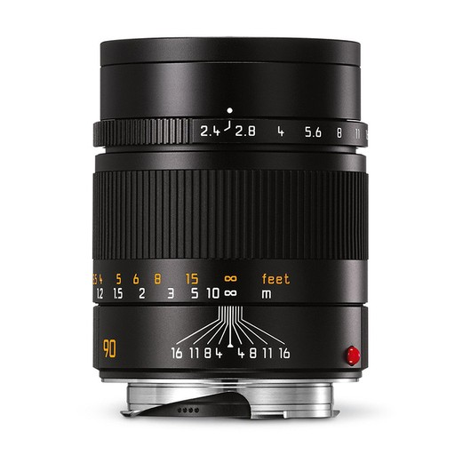 90mm / f2.4 Summarit Black (E46) (M)