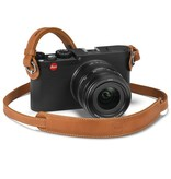 Camera Strap - Cognac Leather M & X