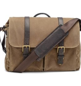 ONA: Brixton Field Tan Bag